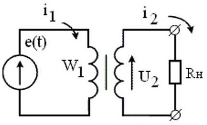Подключение импульсного трансформатора